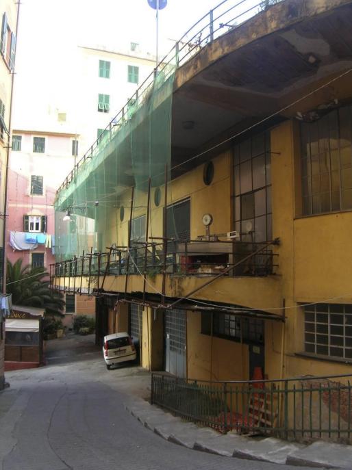 DEMOLSCAVI - mercato coperto – Camogli